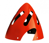 Red Carbon Spinners 2 Blades