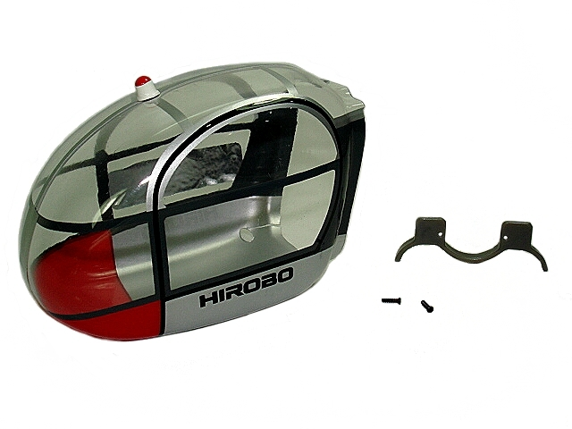 Hirobo XRB Lama Cabin Silver Z-H0301-026